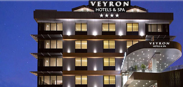 Veyron hotel istanbul for Divalis hotel istanbul