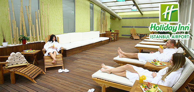 Holiday Inn Airport Mandala Spa Paketi
