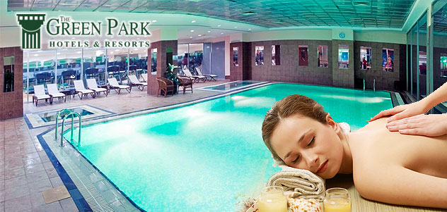 The Green Park Merter'de Masaj &Spa