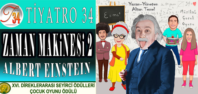 Zaman Makinesi Albert Einstein