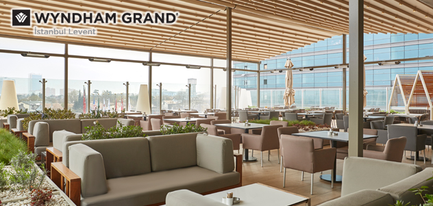 Wyndham Grand İstanbul Levent'te İftar