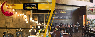 Nirvana Steakhouse'ta İftar Menüsü