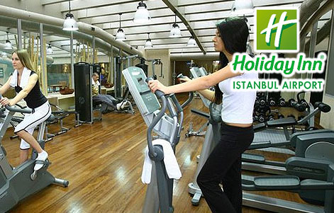 Holiday Inn Airport Mandala'da Fitness