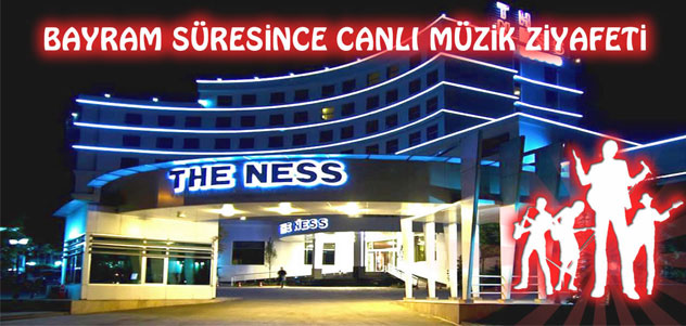 The Ness Thermal Kocaeli'de Bayram Tatili