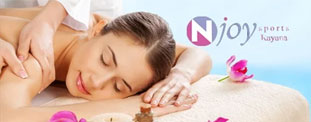 Njoy Plus Sports Club – Masaj ve SPA