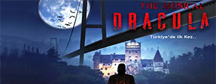 """Dracula The Musical"" İçin Bilet"