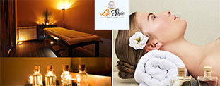 Life Style Spa'dan Masaj ve SPA