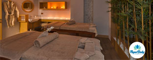 Boursier Aqua Body Club Spa'da Masaj